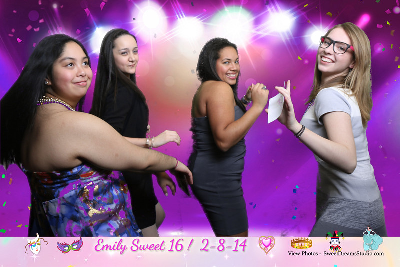 photo booth sweet 16 NY NJ