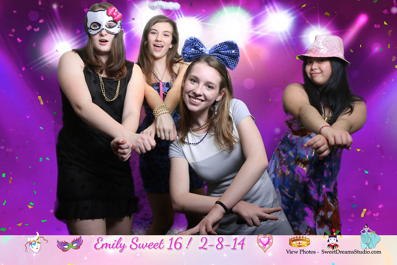 photography sweet 16 NY