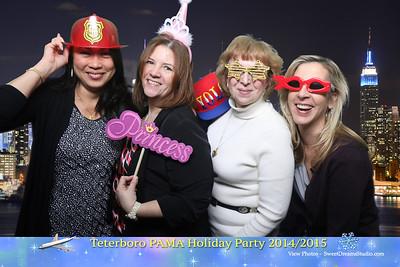 Teterboro PAMA Holiday Party 2014