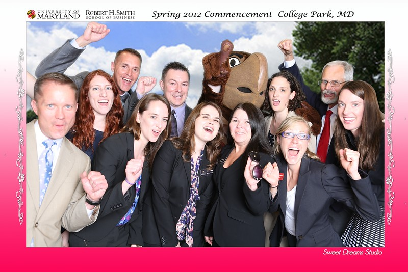 photo booth maryland college