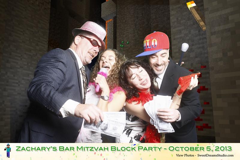 bar mitzvah NY photo booth