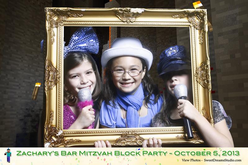 bar mitzvah rent photo booth