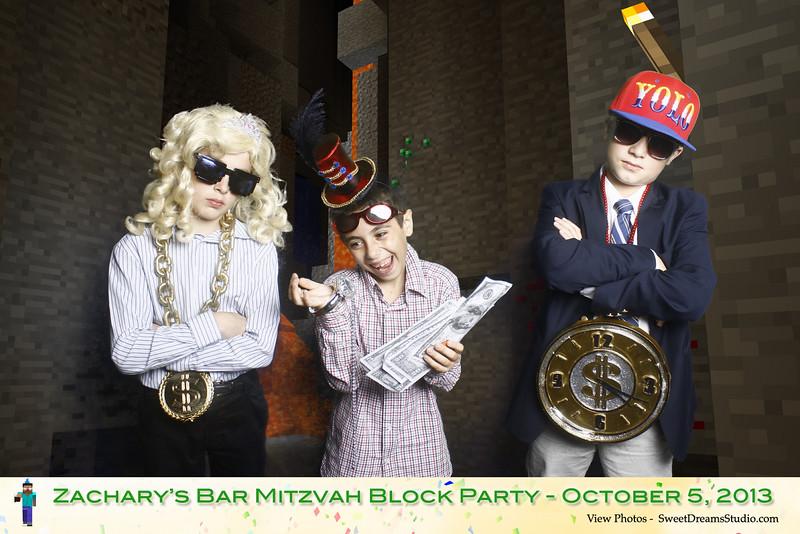 bar mitzvah photo booth