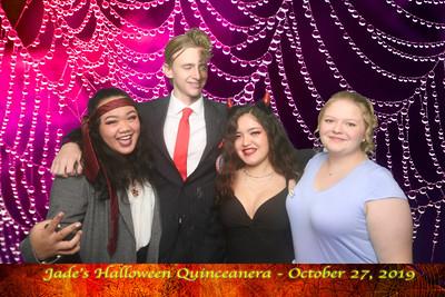 Jade Halloween Party