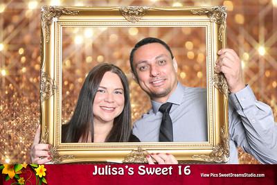 Julisa Sweet 16