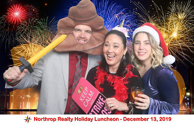 Northrop Holiday Party 2019