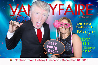 Northrop Holiday Party