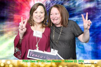 PVHS Class Reunion 1976