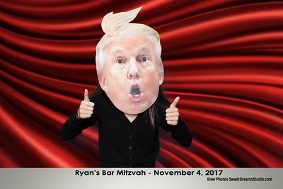 Ryan Bar Mitzvah