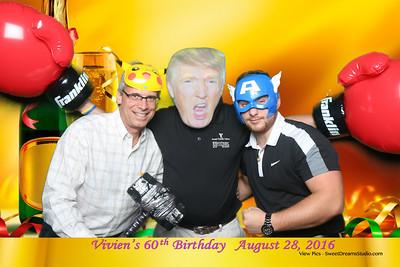 Vivien 60 Birthday