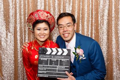 2018-03-24 - Hanh & Oswin Wedding