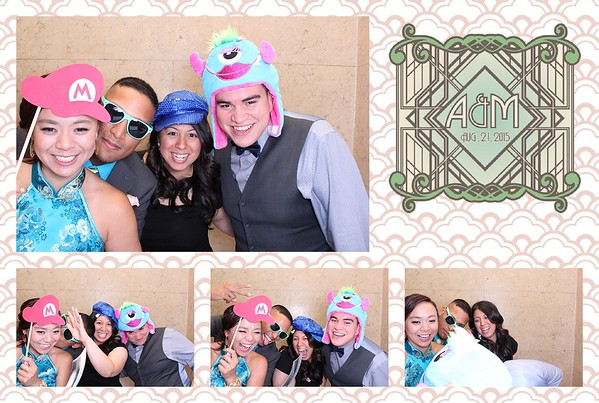 Alcina & Ming (Photobooth)