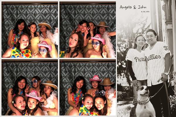 Angela & John's Philly Wedding