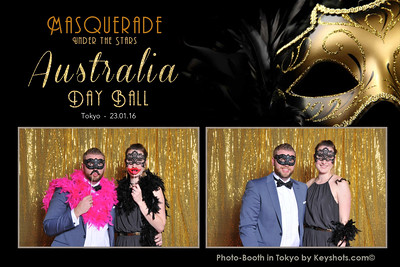 Australia Day Ball 2016 Photo-Booth