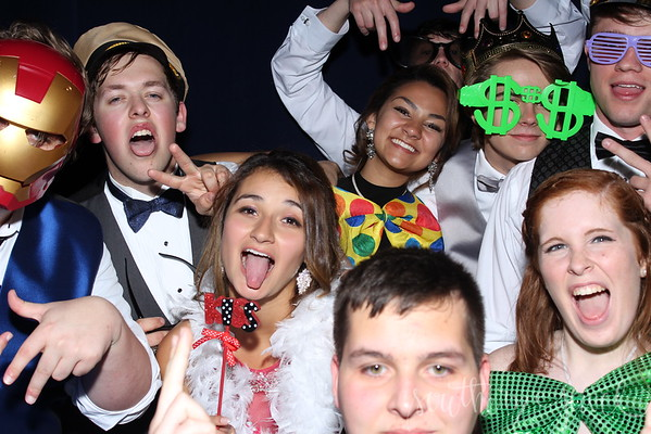 Boiling Springs Prom - 04/16/2016