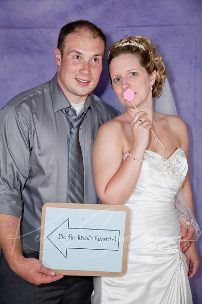 Adam & Carrie's Photo Booth