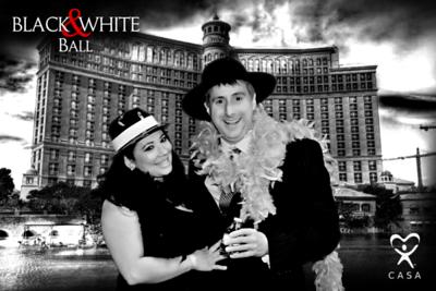 CASA Black & White Ball