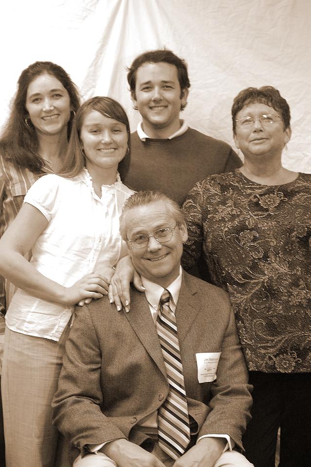 Babcock family