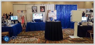Expo booth setup