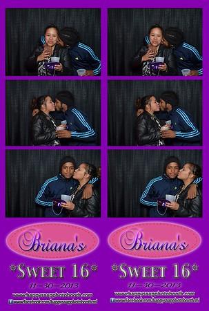 Briana`s 16th Birthday