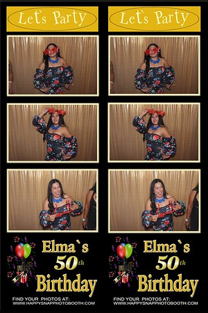 Elma's Birthday Party