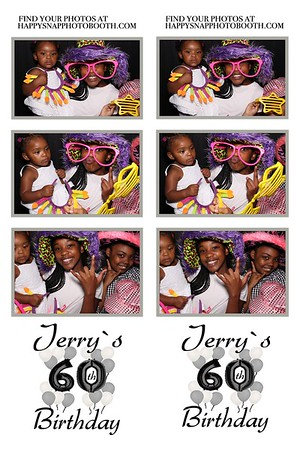 Jerry's 60th Birthday Party 8/25/18