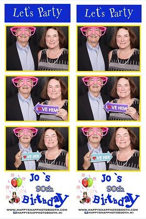 Jo's 90th Birthday 11/18/2017