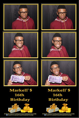 Markell`s 16th Birthday