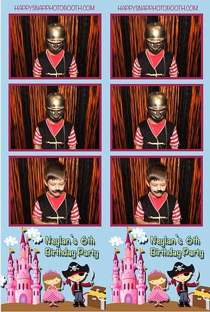 Neylan's 6th birthday Party 10/28/17