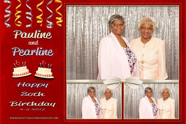 Pauline and Pearline