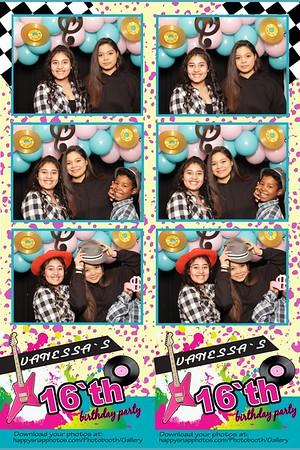 Vanessa 's Birthday 2|17|18