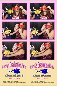 Amya's Graduation 7/22/18