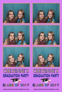 Cheyenne's Graduation  8/5/2017
