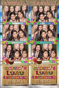 Marissa's Graduation 7/28/18