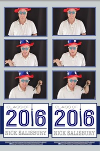 Nick`s Graduation Party - 7-23-2016