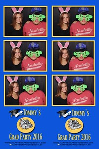 Tommy`s Graduation Party