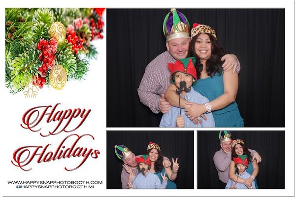 Bikolandia of Michigan  Holiday Party 2015