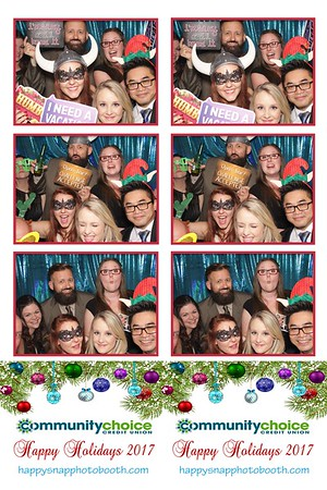 Community Choice Holiday Party 12/9/17