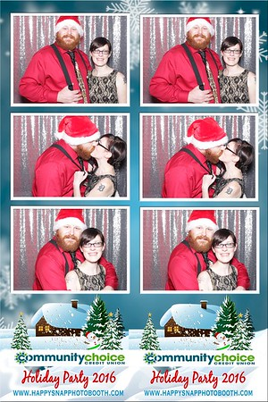 Community Choice Credit Union Holiday Party 2016