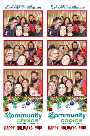 Community Choice Holiday Party 2018