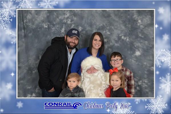 Conrail Company Holiday Party 2015