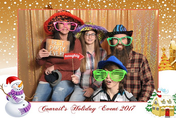 Conrail Holiday Party 12/17/2017