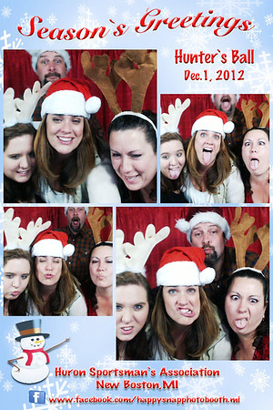 Hunters Ball Holiday Party