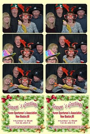 Huron Sportsman`s Club Holiday Party-Dec 6, 2014