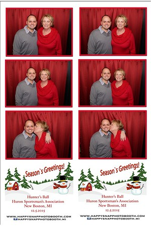 Huron Sportsman`s Holiday Party 2015