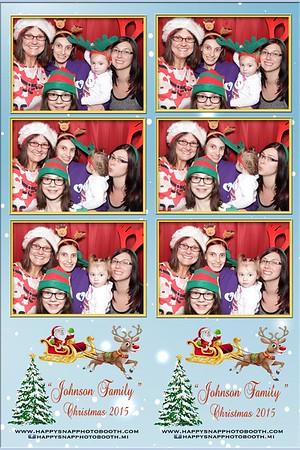 Johnson`s Family Christmas 2015