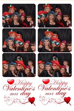 Valentine`s Party 2015