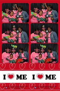 I Heart Me Valentines Party