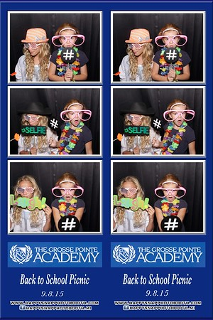 Grosse Point Academy- Back to School Picnic 2015