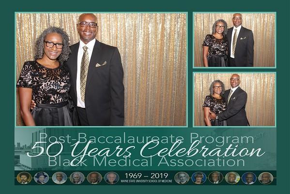 WSU 50 years Black Medical Association